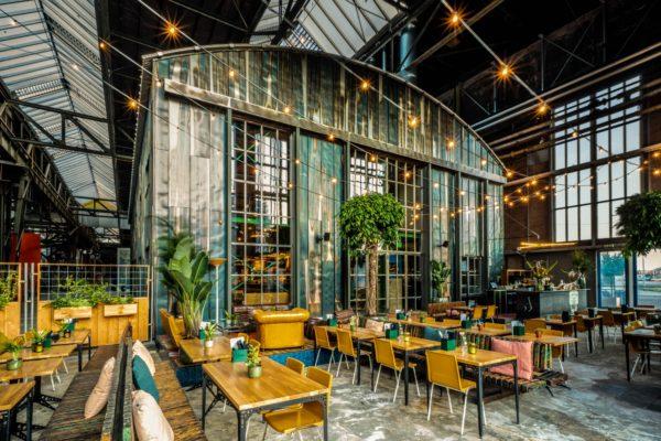 Nieuw in Amsterdam-Noord: Restaurant IJver