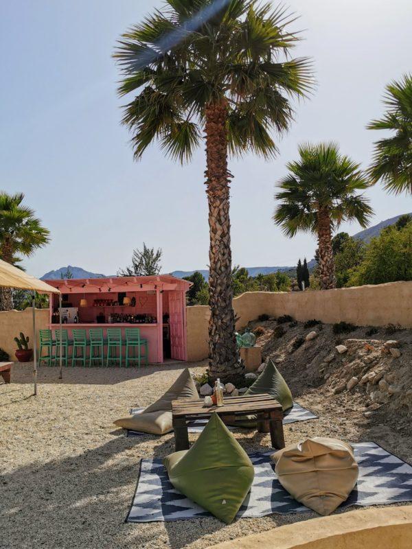 Nu Alvast boeken voor volgende zomer: Finca Les Coves Spanje (Costa Blanca)