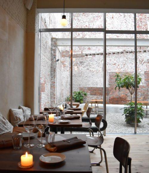 Restaurant Veranda in Antwerpen