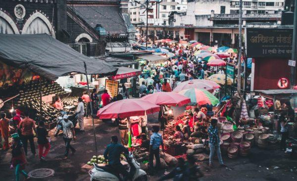 Voor op de agenda: Night Market op de NDSM-Boulevard