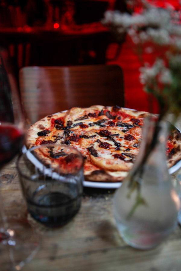 Doe de pizzadans: Pizza Pizza Amsterdam op het westergas