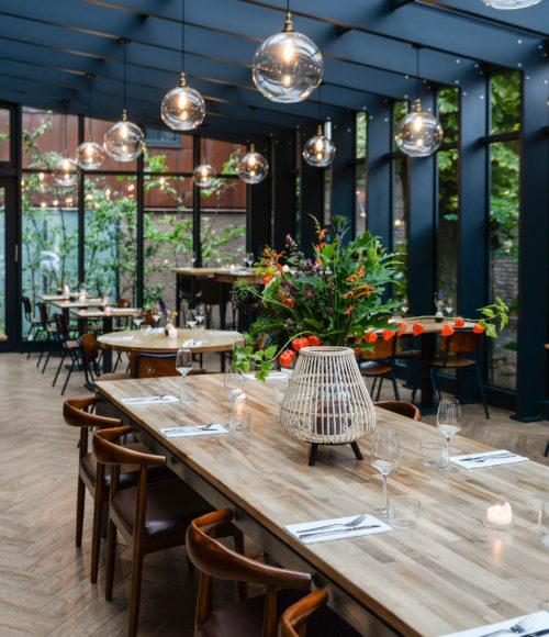 Nieuw in Amsterdam-West: restaurant Sjas