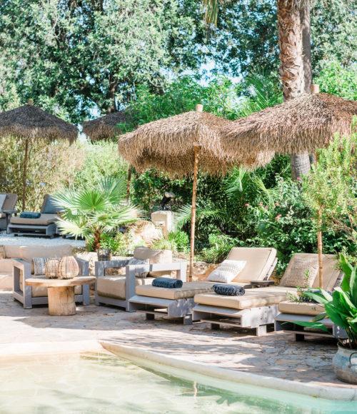 Ook in de winter: bij boutiquehotel Can Sastre op Ibiza wil je logeren