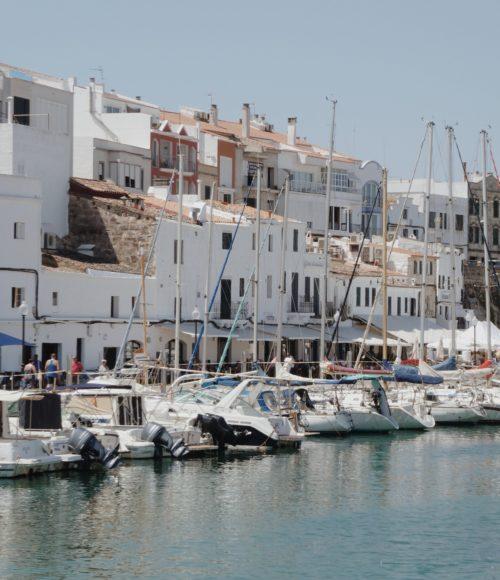 Los Little Escapos: Het leukste van Menorca, Spanje