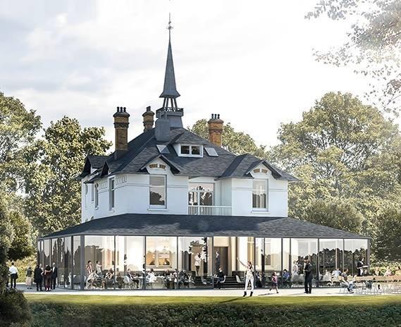 Coming soon: Hotel en restaurant Westervilla Amsterdam
