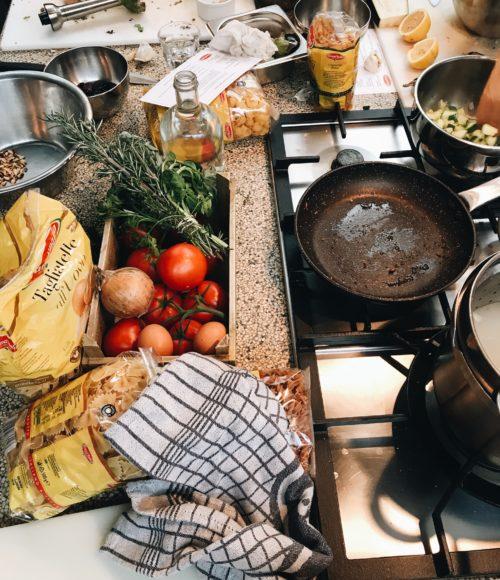 Makkelijk en gezond: pastasaus Sugocasa van Grand'Italia