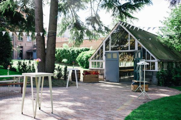 Alix Table & Jardin d'Amis in Gent
