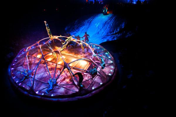 Leuk uitje voor het gezin: Cirque du Soleil in Den Haag