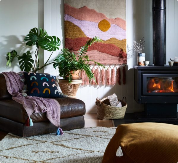 NEW  INTERIEUR  CRUSH: Sage x Clare