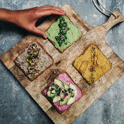 Glow Mini: plantaardig eten voor kinderen + Instagram Cursus