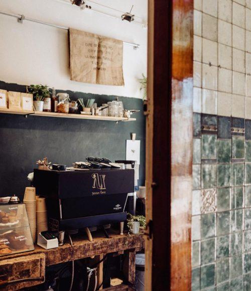 De beste koffie van Haarlem vind je hier… of hier… of hier…