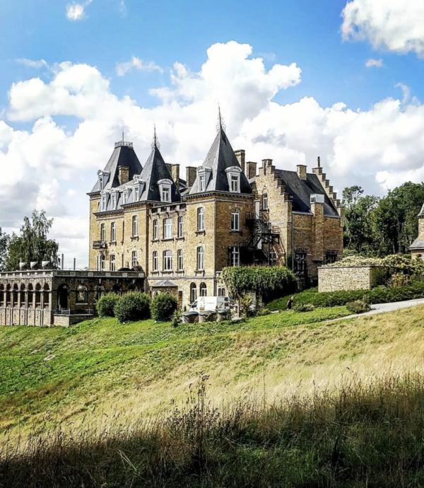 Château de la Poste in België, voor je upscale weekendbreak in de natuur