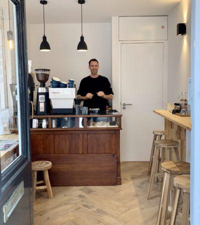 coffee habits - barts boekje