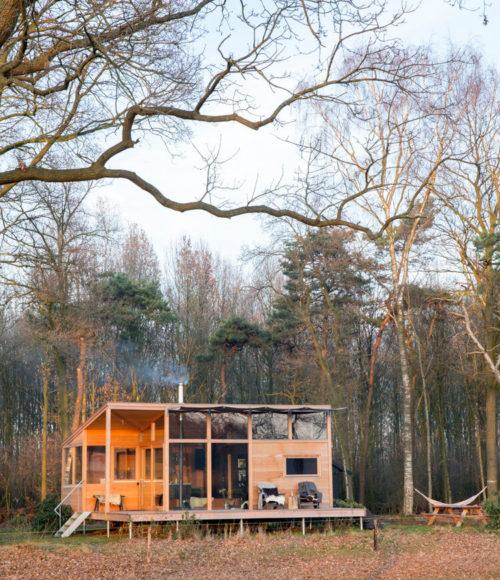 Getaway Deluxe, 4 fantastische locaties in Nederland