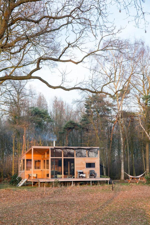 Getaway Deluxe, 3 locaties door heel Nederland
