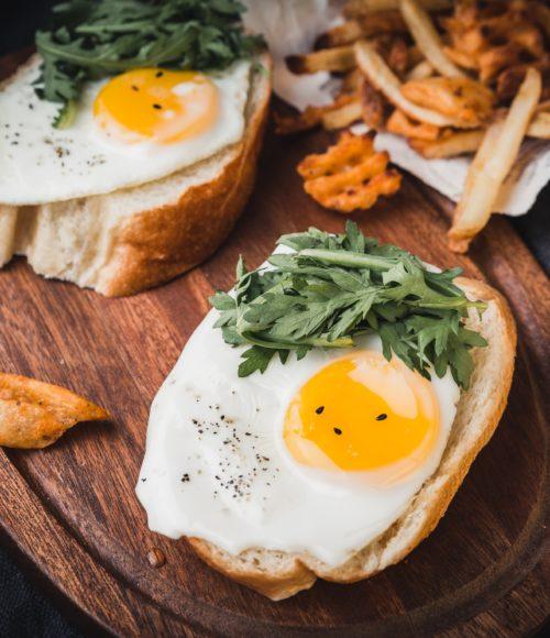 Hoe je je eitje wil? Nieuw in Amsterdam: De Uitsmijter