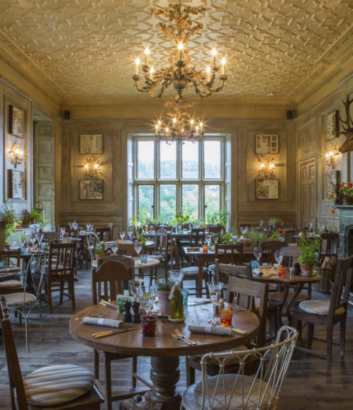 Een hotelparel in Devon: The Pig at Combe