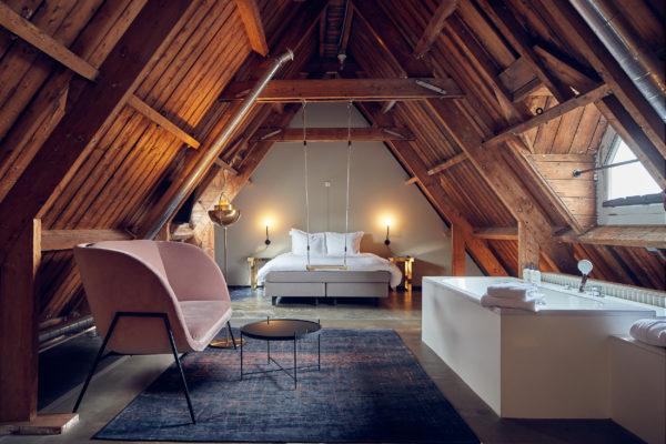 Lloyd Hotel Amsterdam: één tot vijf sterren aan de oevers van het IJ