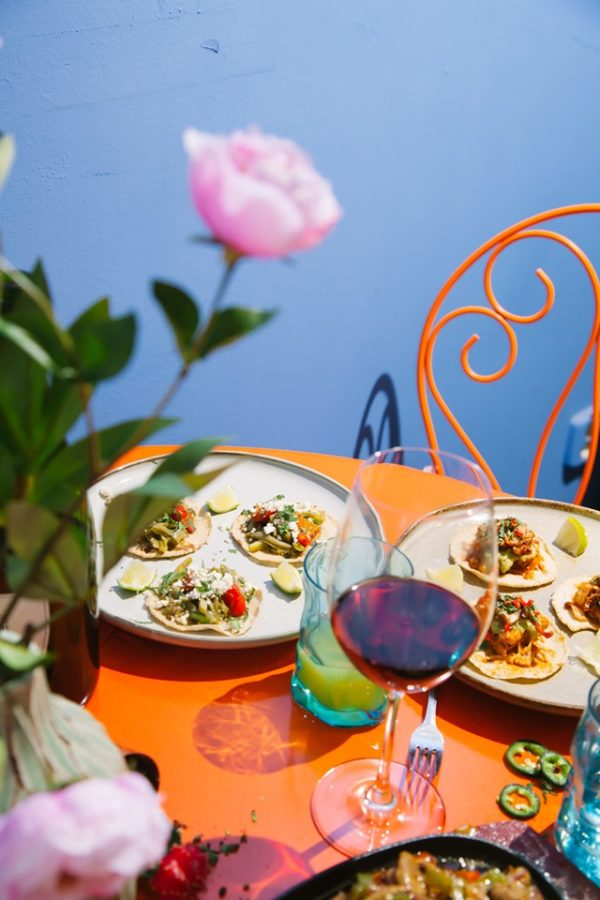 Restaurant Partisan Amsterdam goes Frida Mexican Cantina! (Amsterdam)