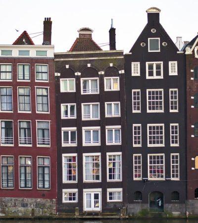 Amsterdam - Barts Boekje