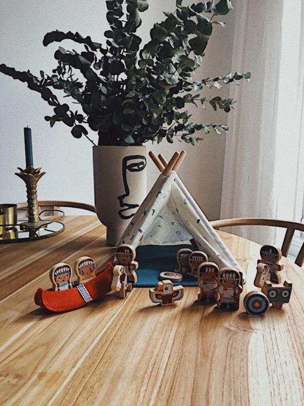 Het leukste houten speelgoed is van Lilliputiens