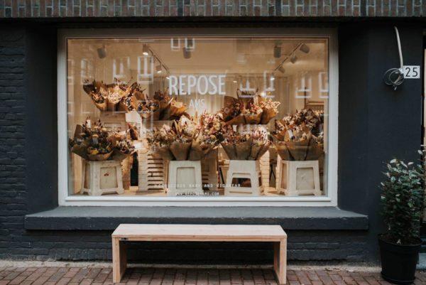 Repose AMS bestaat 5 jaar, brengt de babylijn Minikin uit en een brandstore in Amsterdam