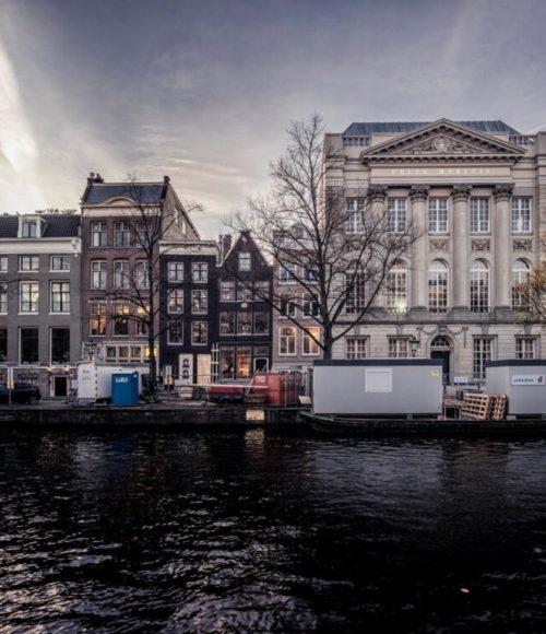 Nieuw en bijna open: restaurant Felix in Amsterdam Centrum