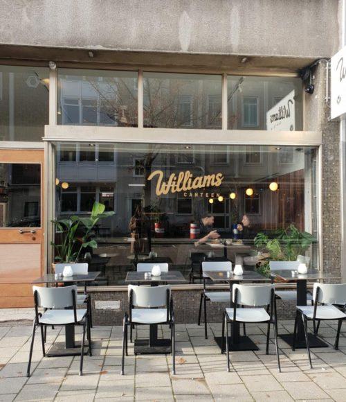 Rotterdams heetste hit (van de eigenaar van Supermercado): Williams Canteen Rotterdam