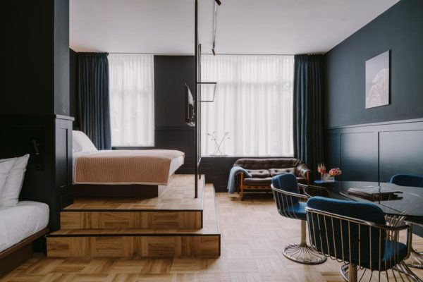 Hip tukken in 010: SUPERNOVA HOTEL ROTTERDAM