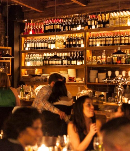 Opening soon: restaurant en wijnbar Clos in Amsterdam Oost