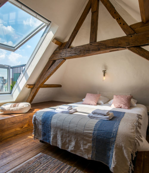 Airbnb'en in het charmante Friday Gent