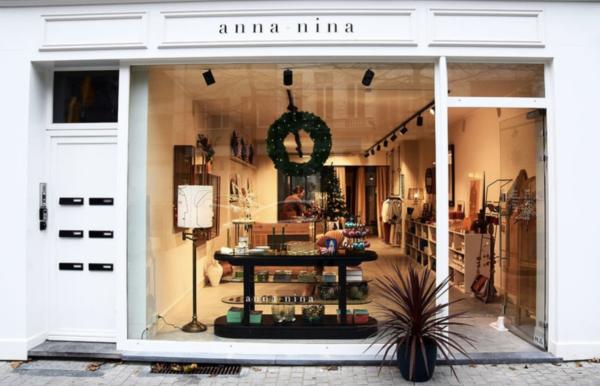 Anna + Nina Antwerpen is open!