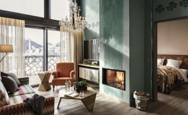 Valsana Apartment & Hotel, Zwitserland