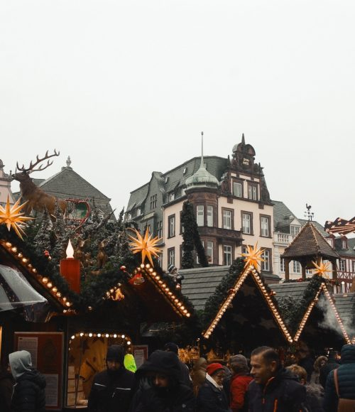 Vrij? Kerstmarkt-hoppen door heel Nederland maar!