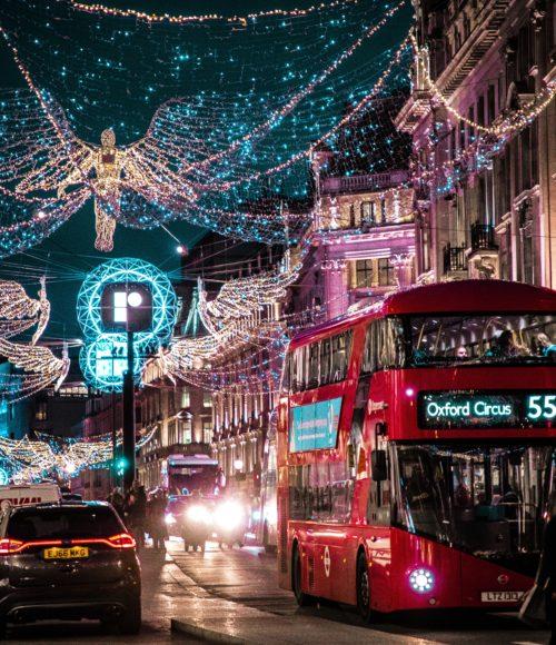 Kerst in Londen doe je zo! De meest kerst-ige restaurant, markten en schaatsbanen – dit zijn ze