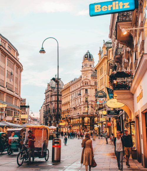 3x winkels waarvoor je nu naar Wenen wil gaan