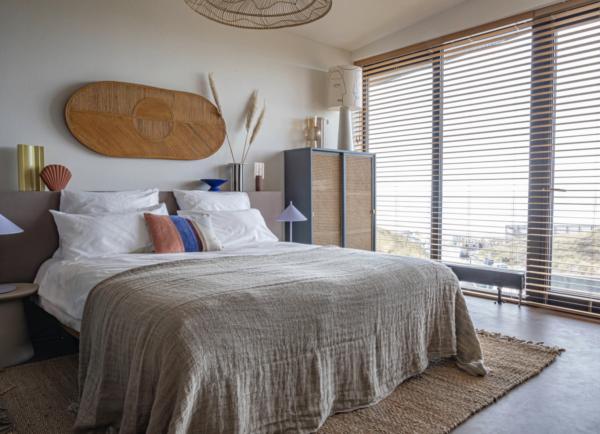 Slapen aan zee: 3 heerlijke nieuwe vakantieadressen aan de Nederlandse kust