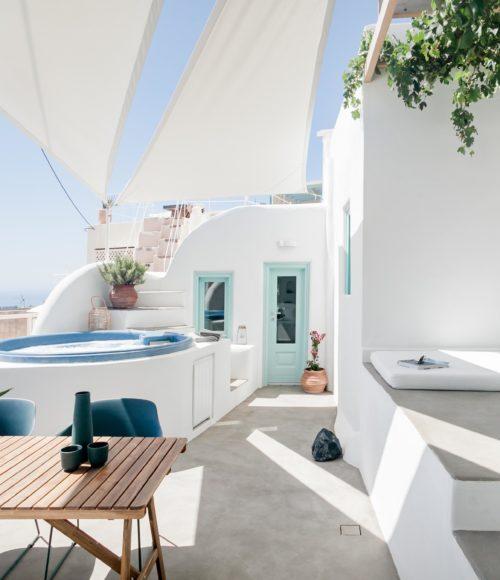 Code Geel! Het perfecte Griekse verblijf: Vima Villa (en het nieuwe Vima HOME) op Santorini met korting