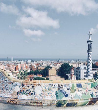 Barcelona - Barts Boekje