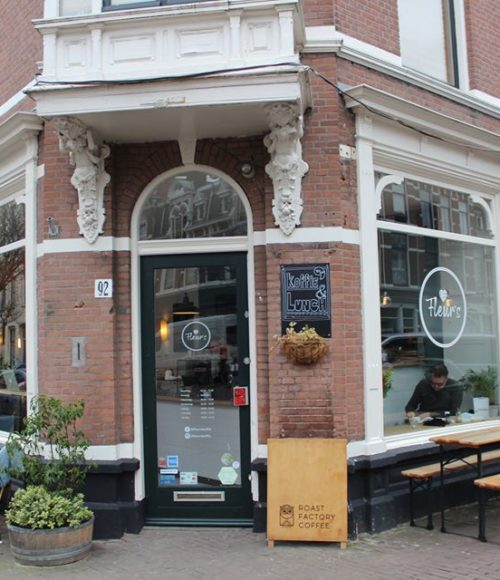 Eef Den Haag wordt Fleur's Koffie Den Haag, en dat keuren we goed