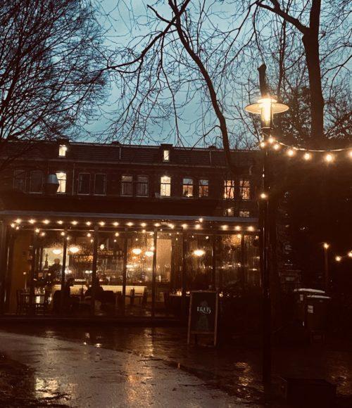 Nieuw restaurant in het Bilderdijkpark: restaurant Druis Amsterdam
