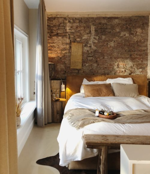 Knus, boutique hotel in Utrecht: Mother Goose Hotel