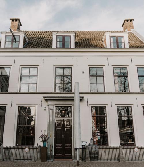 Nu we het toch over Utrecht hebben… restaurant Brass, daar moet je wezen