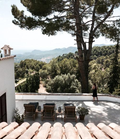 uitpakken op Mallorca: VILLA SON FONT