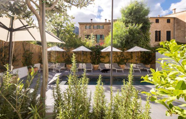 Droomhotel (en nog betaalbaar ook): 1902 TOWNHOUSE Mallorca
