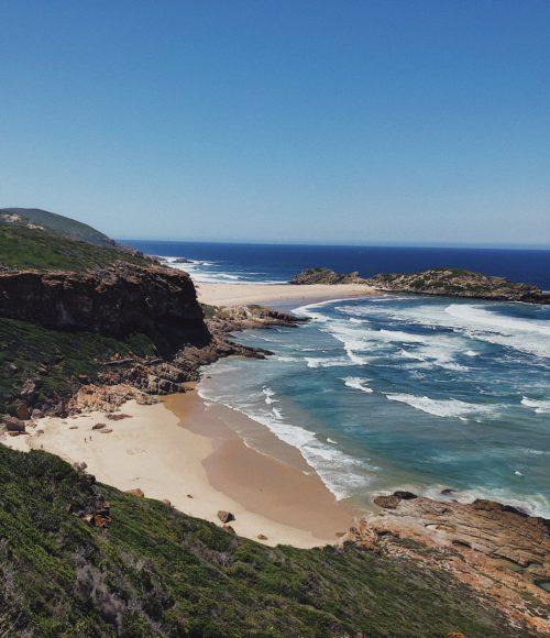 En route in Zuid-Afrika? Mis het Robberg natuurreservaat niet