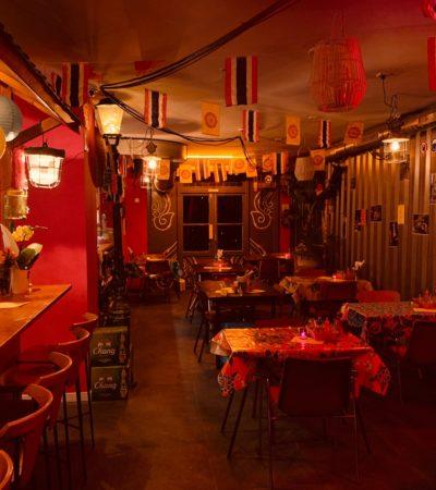 Thai Thai Poppetje Amsterdam - Barts Boekje