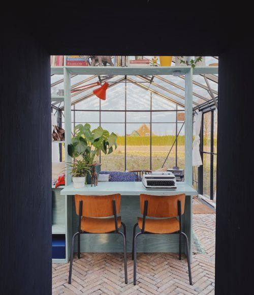 Familie Buitenhuys – de plek om te ontspannen (en vooral lekker binnen te blijven)