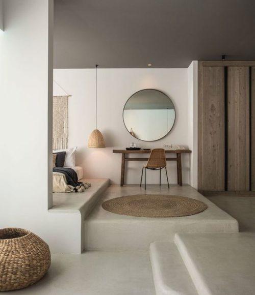 Nieuw jaar, (nieuw huis), nieuwe (interieur)trends voor 2020. What to do?