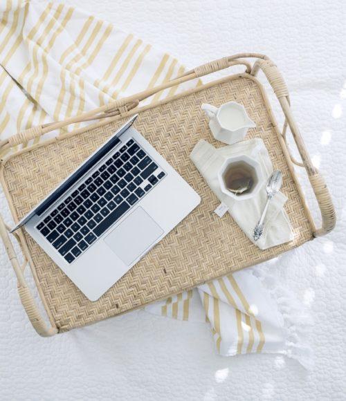Workshops die je al een poosje wilde volgen, doe je nu gewoon online